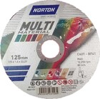Круг отрезной NORTON MULTI PURPOSE, 125*22.23