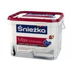 Латексная краска Sniezka Max White Latex