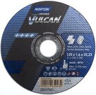 Круг отрезной Norton VULKAN 125*22.23