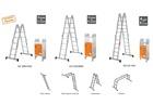 Лестницы-трансформеры серии ЛТА