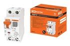Автоматические выключатели дифференциального тока серии АВДТ64